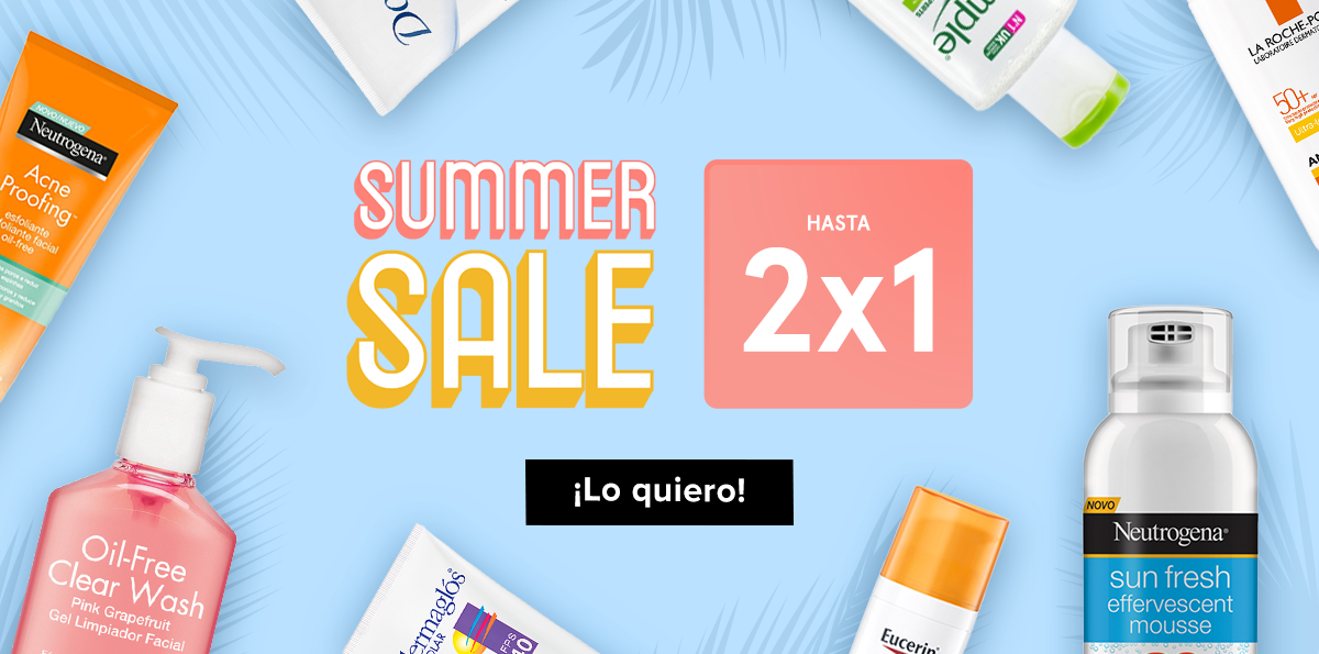 Todas las Ofertas Summer Sale