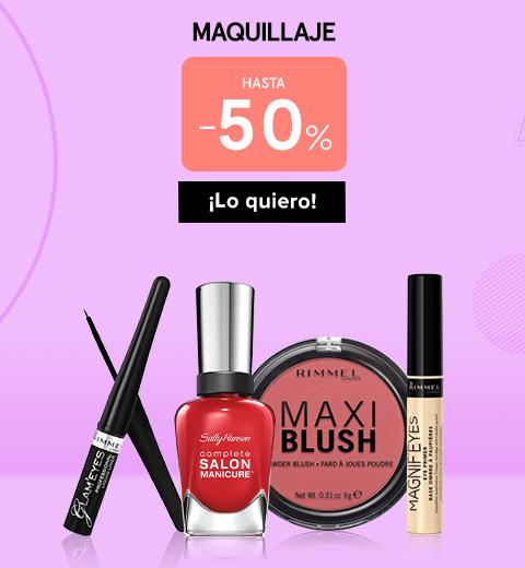 Maquillaje Febrero MOB