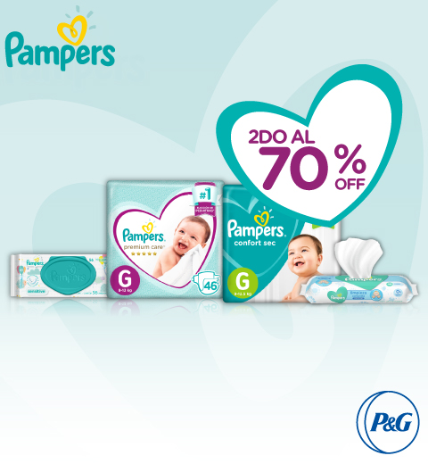 Pampers Marzo MOB