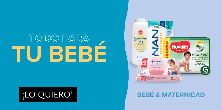 [Pastilla 2] Bebe y Maternidad Mayo