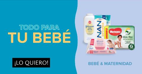 [Pastilla 2] Bebe y Maternidad Mayo MOB