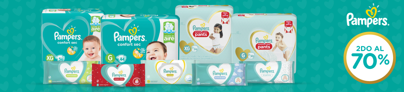 [PROCTER] PAMPERS 6 AL 19-07