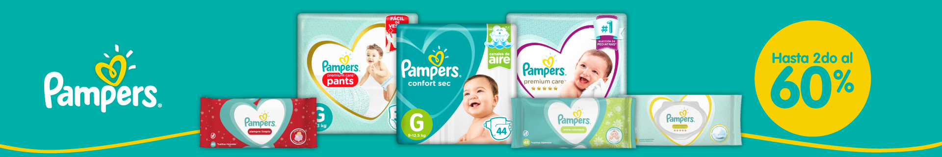 [PAMPERS] SEPTIEMBRE